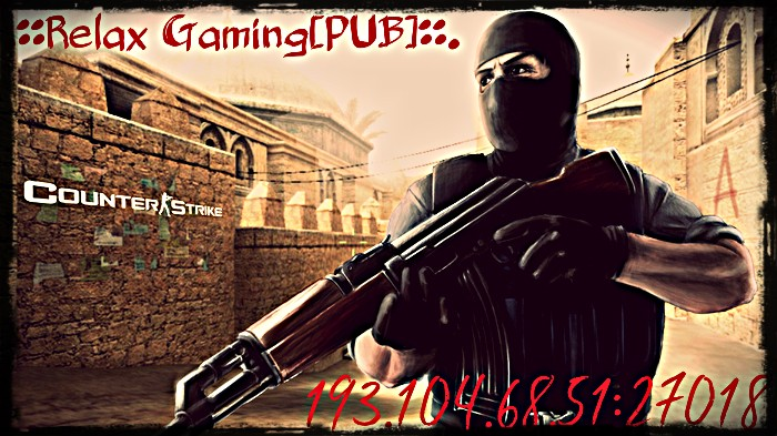 Dobrodosli na .::Relax Gaming®[PUB]::.