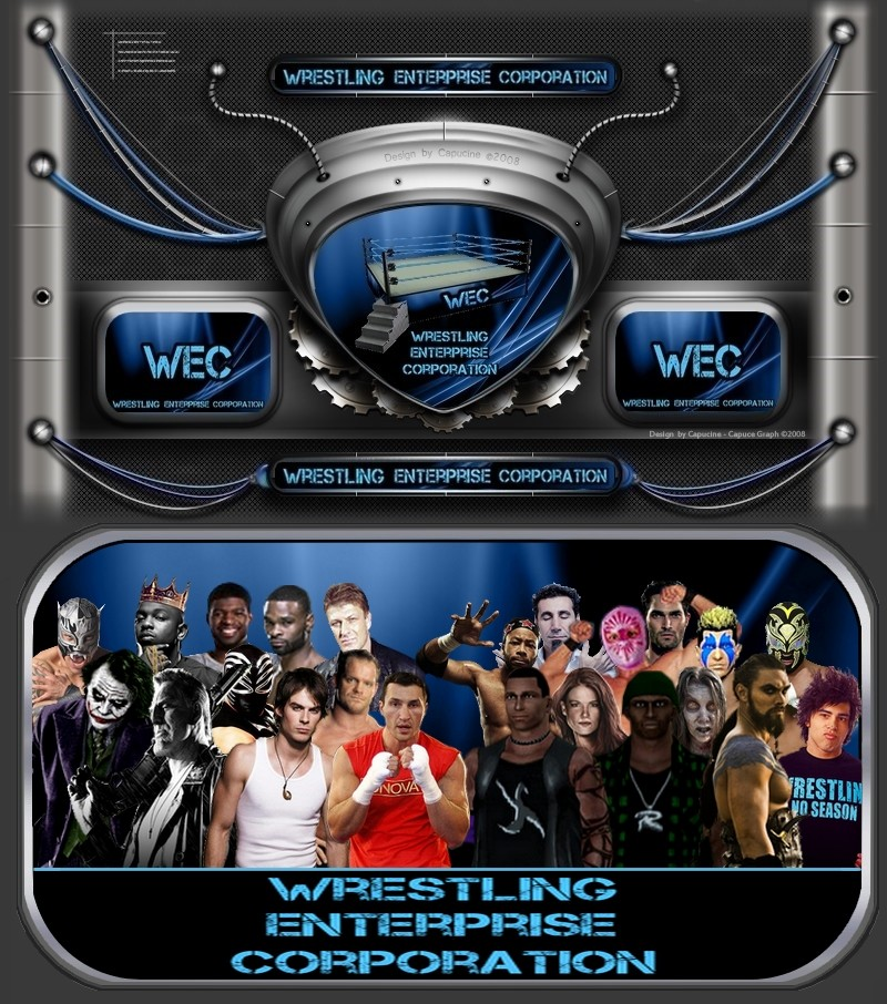 WEC-Wrestling-Enterprise-Corporation