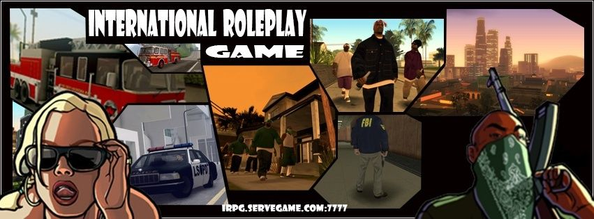 International RolePlay Game