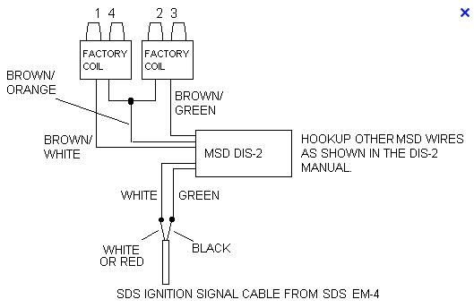 msd dis tach driver dodge srt forum MSD 6AL Box Wiring Diagram msd 5200 ignition wiring diagram