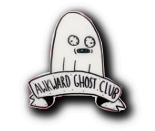 Awkward Ghost Club Captain