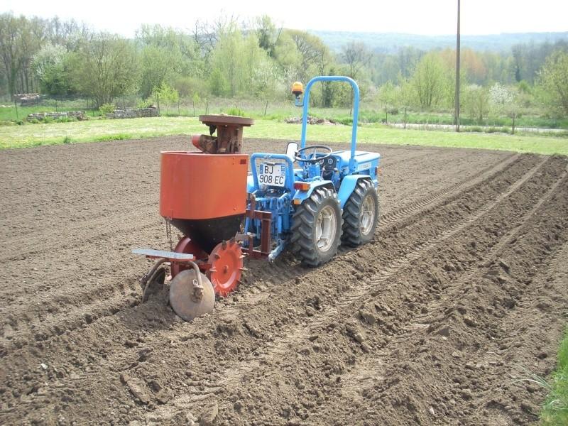 Staub gm435 planteuse a pomme de terre - Date plantation pomme de terre ...