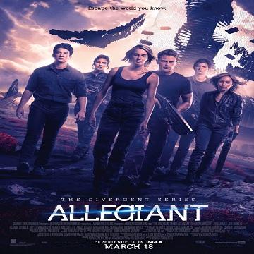 فيلم Allegiant 2016 مترجم تى سى