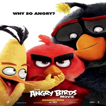 فيلم Angry Birds 2016 مترجم اتش دي - تى سى