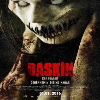 فيلم Baskin 2015 مترجم دي فى دي