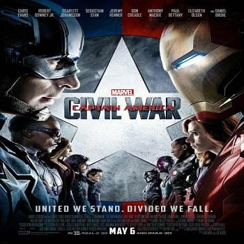 فيلم Captain America Civil War 2016 مترجم اتش دي - تى سى