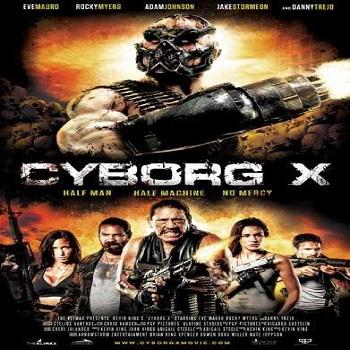 فيلم Cyborg X 2016 مترجم دي فى دي