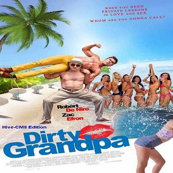 فيلم Dirty Grandpa 2015 مترجم دي فى دي