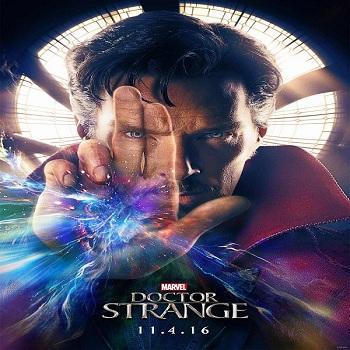 شاهد البوستر والاعلان الرسمى لفيلم Doctor Strange