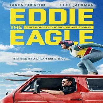 فيلم Eddie the Eagle 2016 مترجم دي فى دي