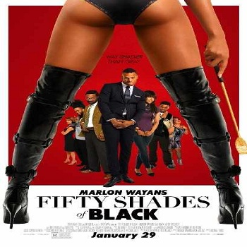 فيلم Fifty Shades of Black 2016 مترجم بلوراى