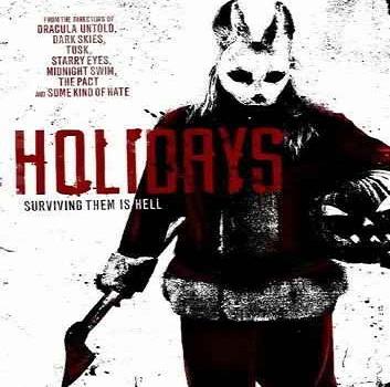 فيلم Holidays 2016 مترجم دي فى دي