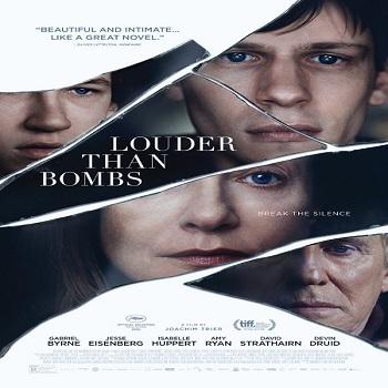 فيلم Louder Than Bombs 2015 مترجم دي فى دي