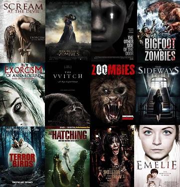 افضل 16 فيلم رعب واثارة فى شهر مارس 2016