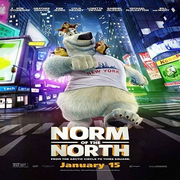 فيلم Norm of the North 2016 مترجم دي فى دي