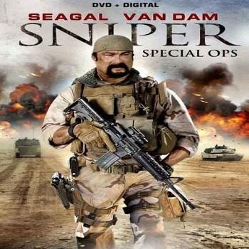 فيلم Sniper Special Ops 2016 مترجم دي فى دي