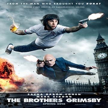 فيلم The Brothers Grimsby 2016 مترجم دي فى دي
