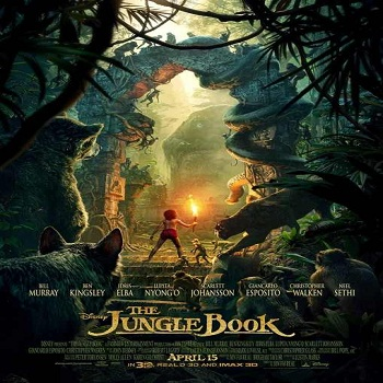 فيلم The Jungle Book 2016 مترجم اتش دي - كام