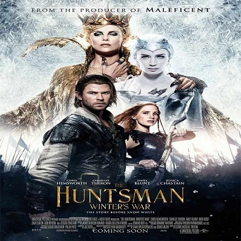 فيلم The Huntsman Winters War 2016 مترجم اتش دي - كـــام