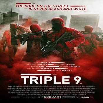 فيلم Triple 9 2016 مترجم دي فى دي