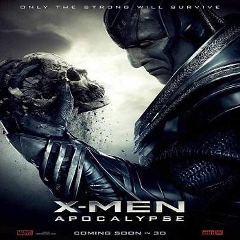 فيلم X-Men Apocalypse 2016  مترجم كـــام