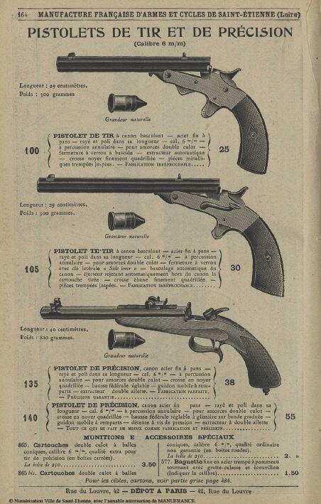 A l 39 poque ils avaient pas la t loche mais ils savaient s for Pistolet 6mm bosquette