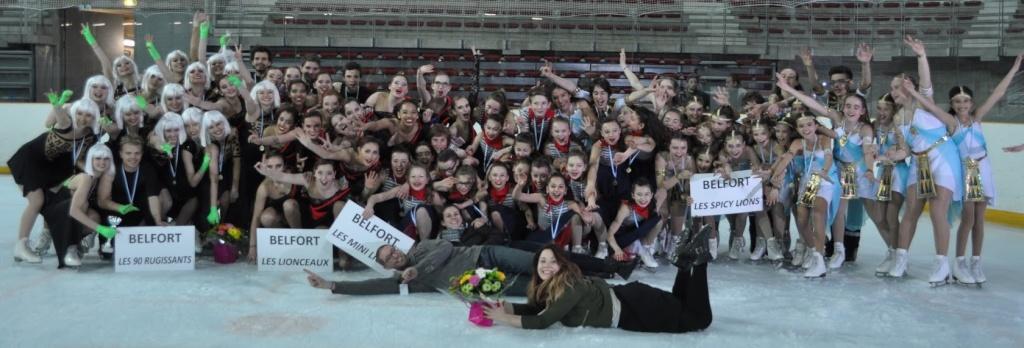ASMB Danse et Ballet sur glace