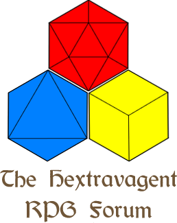 Hextravaganza's DnD Forum