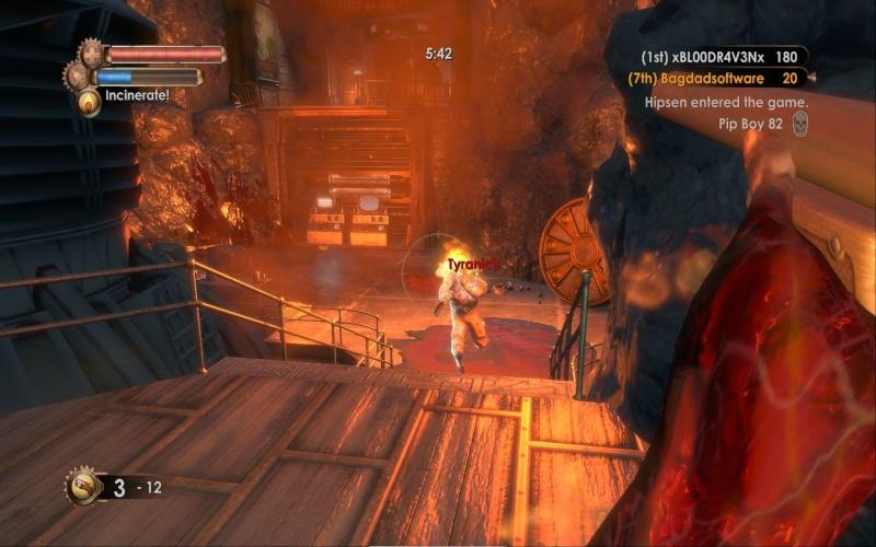 لعبة الاكشن الرهيبة جدا Bioshock Excellence Repack 3.19 GB بنسخة ريباك