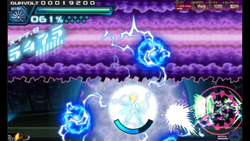 لعبة الاكشن الاكثر رائعة Azure