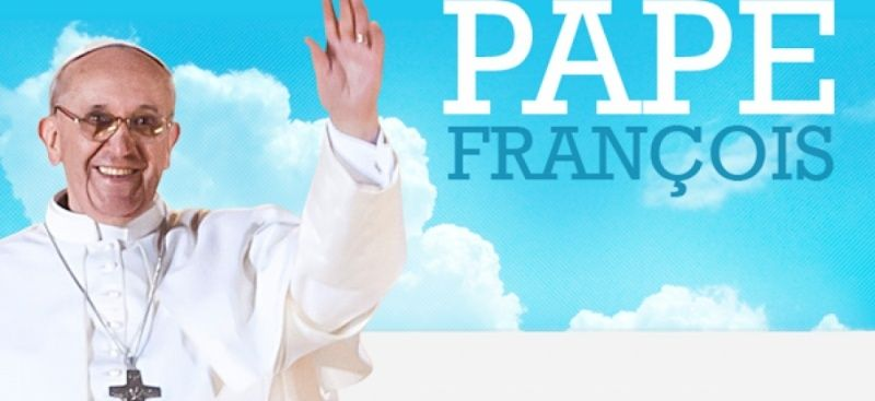 Gratuitement, tous les textes du Pape François sur www.papefrancois.fr