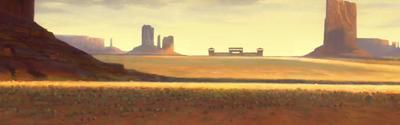 La Plaine Aride
