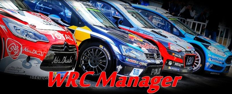 WRC Manager