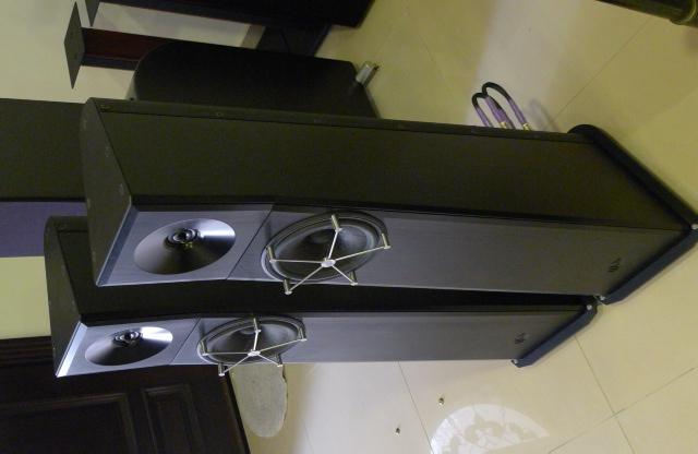 Yg Acoustic Carmel High End Floorstander Speakers Used Sold