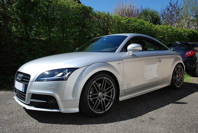 vends audi tt quattro tdi 170cv s line s tronic. Black Bedroom Furniture Sets. Home Design Ideas