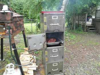 How To Build A Smoker Out Of File Cabinet | memsaheb.net