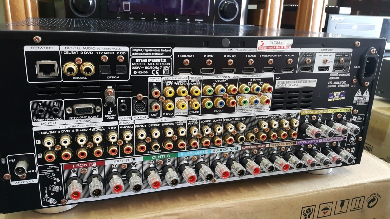 Marantz Sr 7008 Used Sold Out