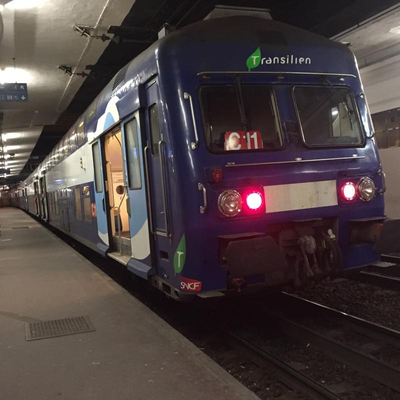 VB2N Transilien N Versailles-Chantiers