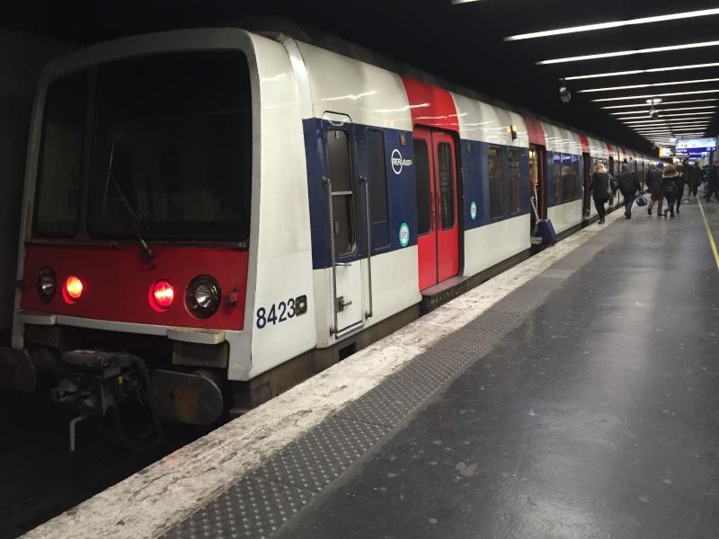 MI84 Gare de Lyon RER A
