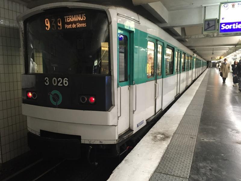 MF67 ligne 9