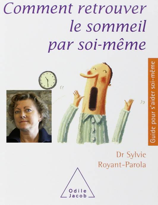 Sylvie Royan Parola - Comment retrouver le sommeil par soi-même