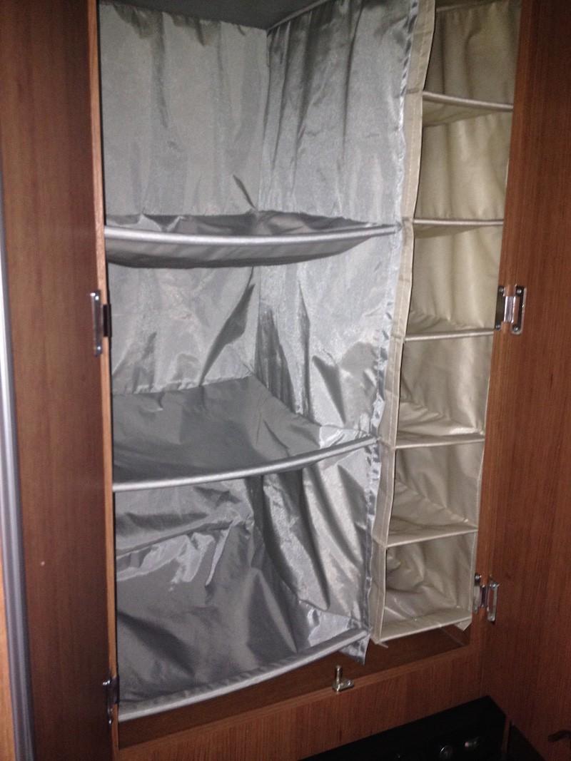 Rangement soute et interieur for Rangement interieur