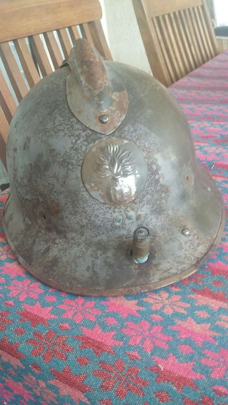 casque mod le 26 de mineur. Black Bedroom Furniture Sets. Home Design Ideas