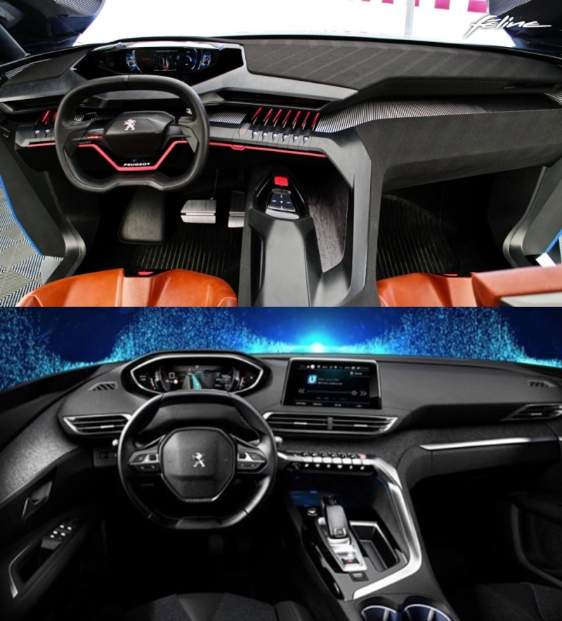 leak interior new peugeot 3008. Black Bedroom Furniture Sets. Home Design Ideas