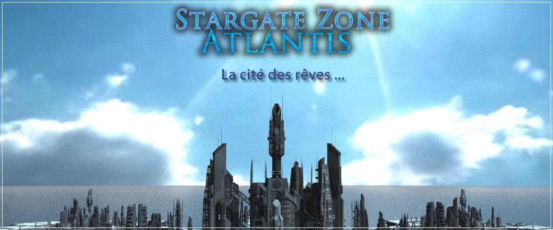 Stargate Zone Atlantis