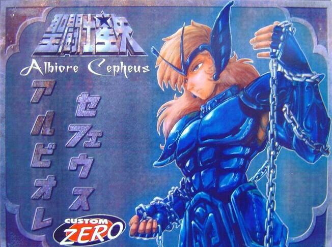 Saint Seiya Custom By Custom Zero
