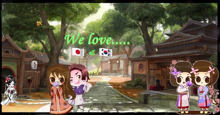 Japan&Korea
