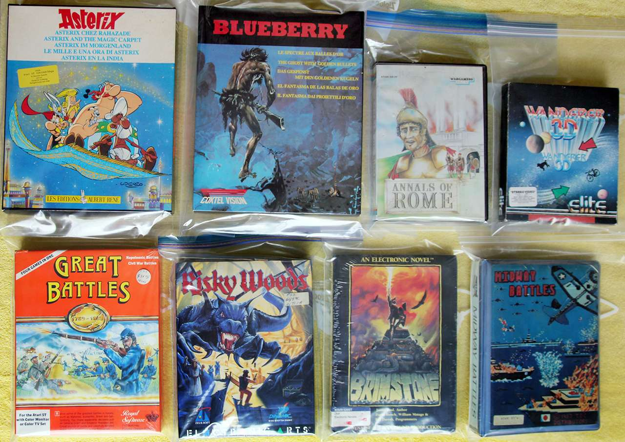 Atari ST collection - Page 3 - Show Us Your Collection