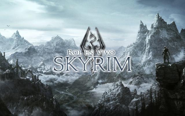 Rol en vivo Skyrim