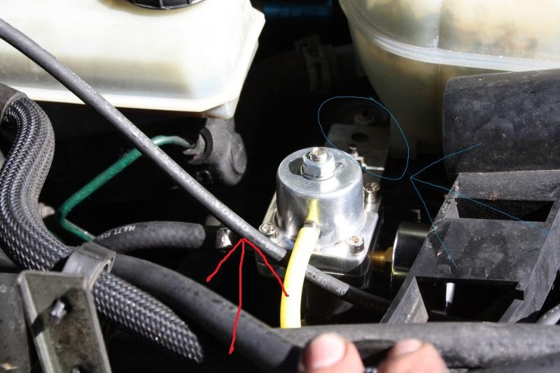 Avis sur pose anti clapet retour essence 2 5 20v - Poser un clapet anti retour ...